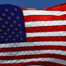 Generic photo of an American flag