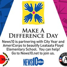 Join News10 in Making a Difference in our community!