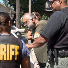Raj Singh arrested in Sacramento, Sept.  10, 2014