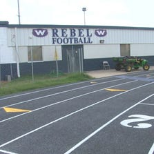 West High School expands its field house by 4,000 square feet.