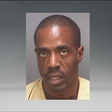 Terrance Stubblefield, 44, has been charged with grand theft.