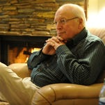 Former Vice President Dick Cheney at his Wyoming home.