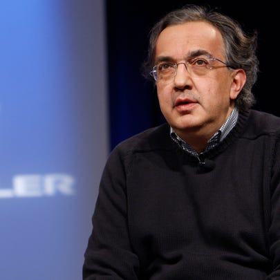 In this Dec. 17, 2009 file photo, Chrysler CEO Sergio