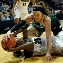 At the buzzer: Michigan State 82, Purdue women's basketball 68