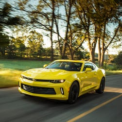 Muscle-car rentals: Which model would you choose?