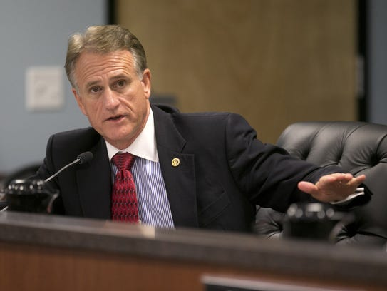 Former Arizona Corporation Commissioner Gary Pierce.
