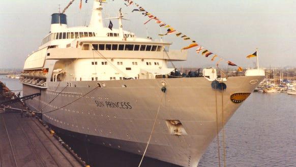 Inside The Princess Ships That Made Cruising History - Columbo cruise ship