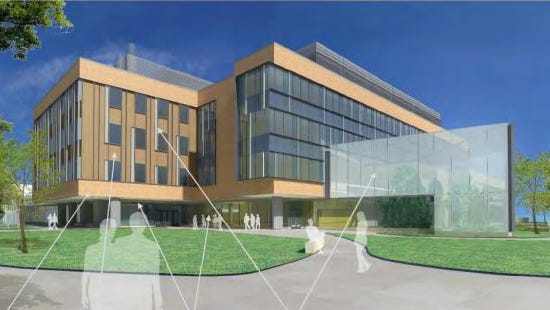 The University of Wisconsin-Stevens Point's new $75 million Science Building has earned the last state approval it needs to move forward.