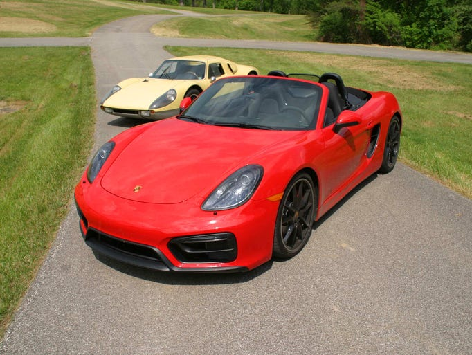 The 2015 Boxster GTS is a strong legacy for the original