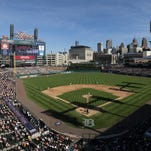Detroit Tigers attendance drops at Comerica Park for 3rd straight year