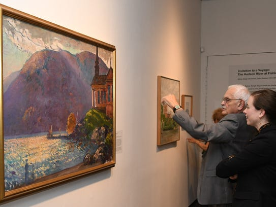 """Walk with Artists: The Hudson Valley and Beyond,"""