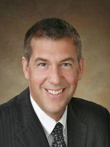 Brad Eaby is a candidate for Delaware lieutenant governor.