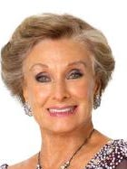 """Cloris Leachman is shown from her days on """"Dancing With The Stars."""" She was filming scenes at Playland this week for the TV show """"Royal Pains."""""""