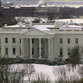 Snowy White House