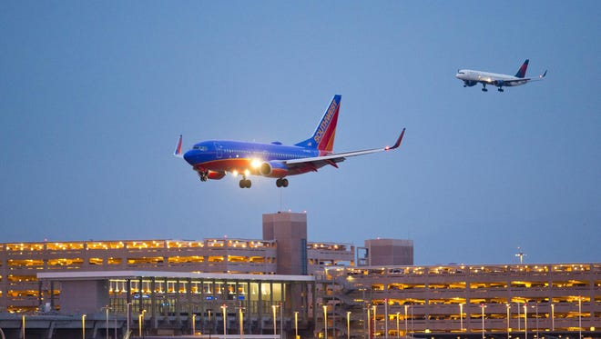 Southwest Airlines is hiring 650 in three states.