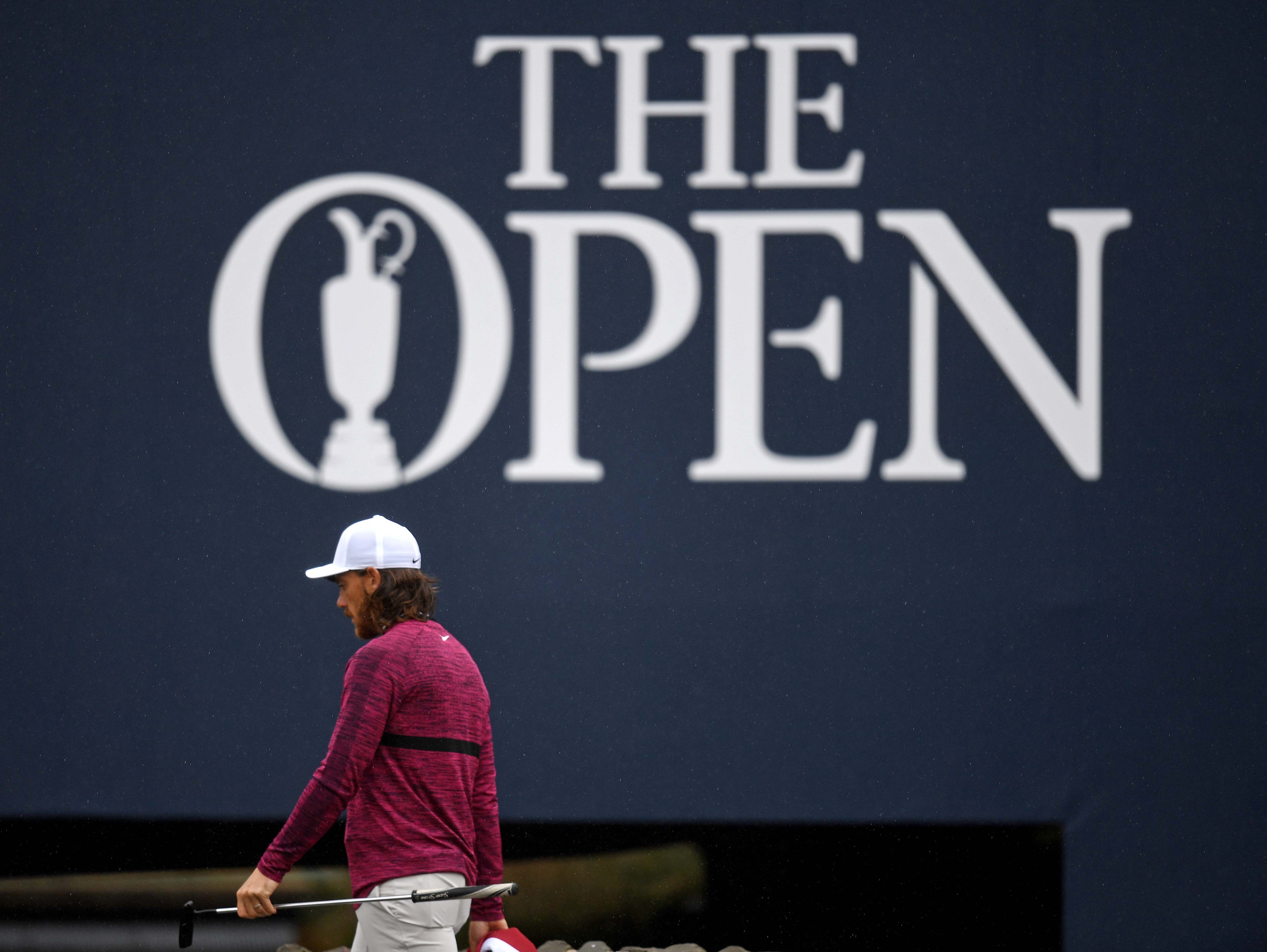 tiger woods ready to tackle challenge of carnoustie in