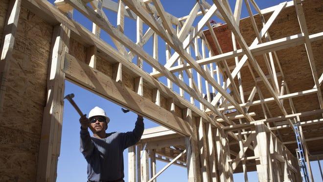 Meritage Homes Corp., Scottsdale | Homebuilder | 12-month revenue: $2.4 billion | 12-month income: $127 million | Market capitalization: $1.7 billion