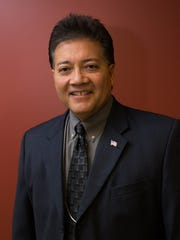 Las Cruces Mayor Ken Miyagishima.