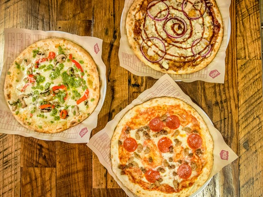 MOD Pizza, which sits at 917 Norland Ave., is scheduled to open this December. The new restaurant will serve artisan pizzas and salads.