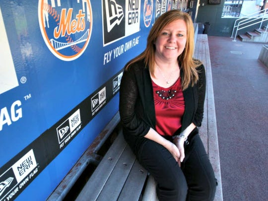 Shannon Forde of Little Ferry, who worked for Mets' media relations, will be remembered for her smile.