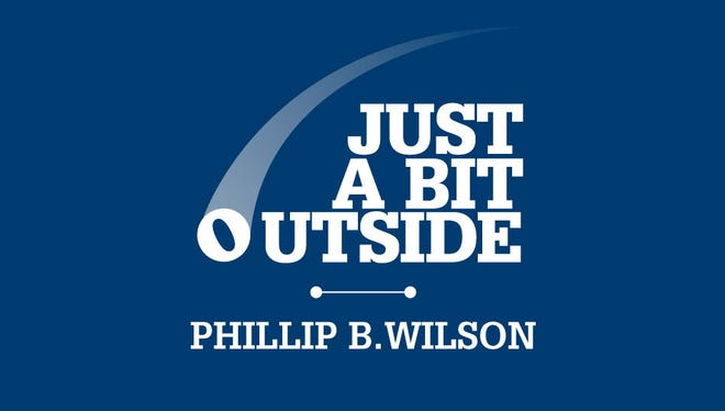 Just A Bit Outside with Phillip B. Wilson