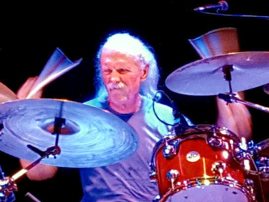 Butch Trucks is a founding member of The Allman Brothers