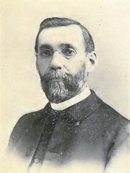 Lewis Philip Clewell - Rev. L. P. Clewell was instrumental