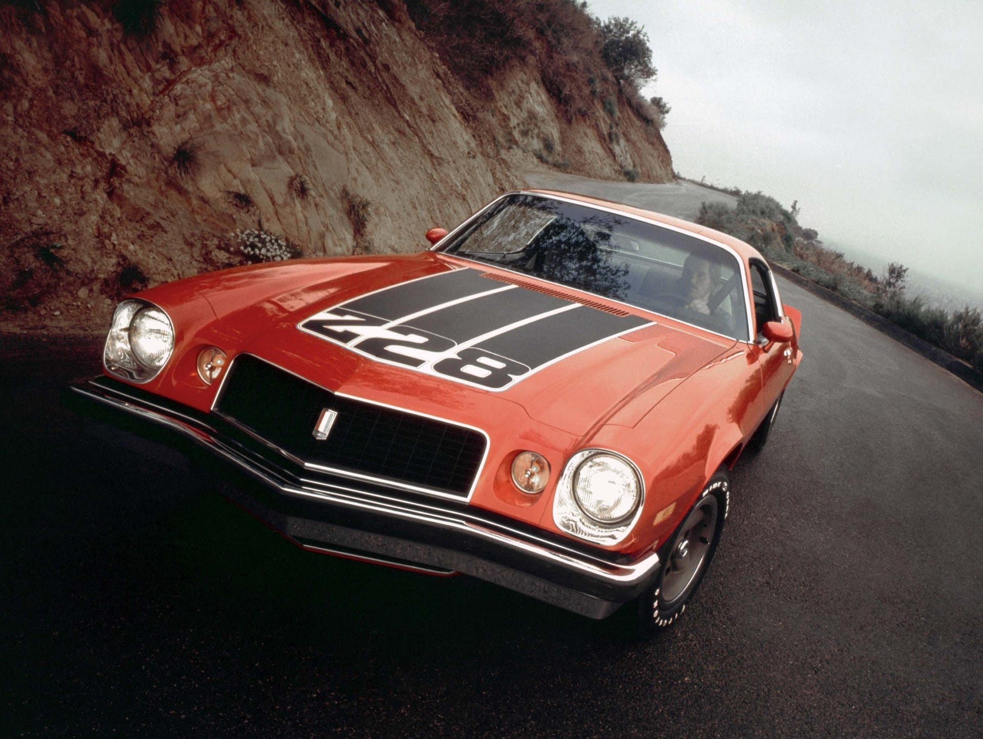 1974: Camaro grew by seven inches -- and so did sales.