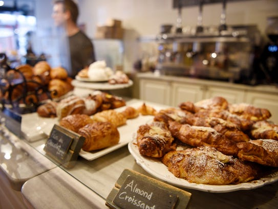 An almond croissant to go with your coffee? Not a problem