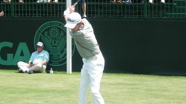 Will Grimmer, Mariemont High School golfer.