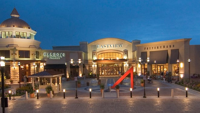 Eastview Mall to get new stores.