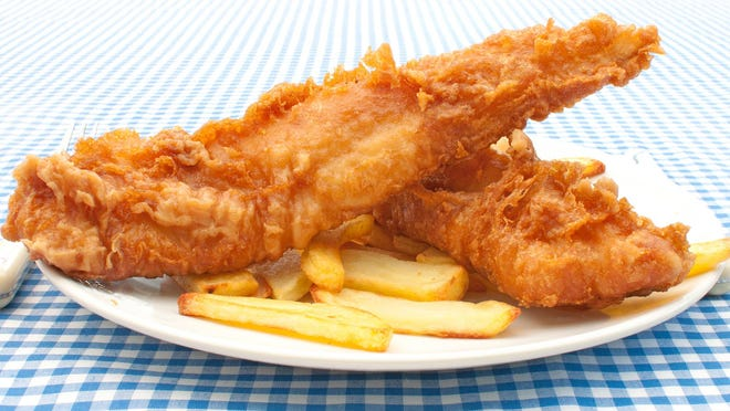 Friday fish fry fund-raising events are in full swing during Lent.