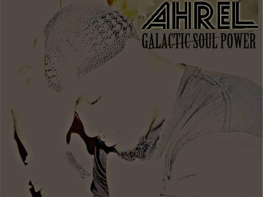 "New Brunswick-raised Grammy-winner Ahrel Lumzy relies heavily on his gospel upbringing on his full-length solo debut, ""Galactic Soul Power."""