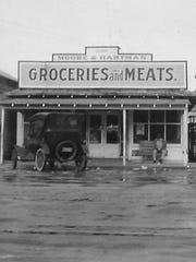 Moore-Hartman Groceries, 1929-1930