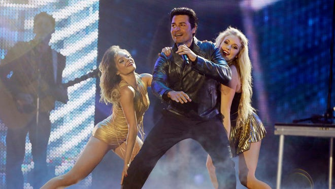 Singer Chayanne will bring his dazzling smile and concert to El Paso in September.