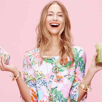Lilly Pulitzer for Target lookbook is here