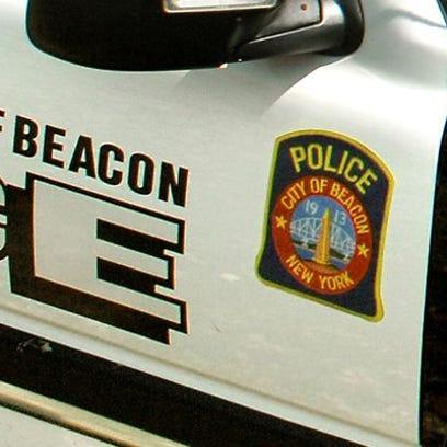 A City of Beacon police car.