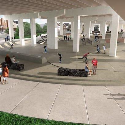 $1 million Wilmington skate park plan advances
