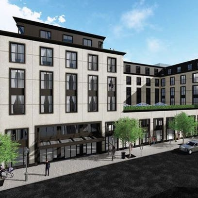 Plans for luxury hotel in downtown Birmingham move forward