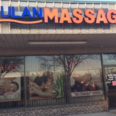 Canton cracks down on massage parlors in township