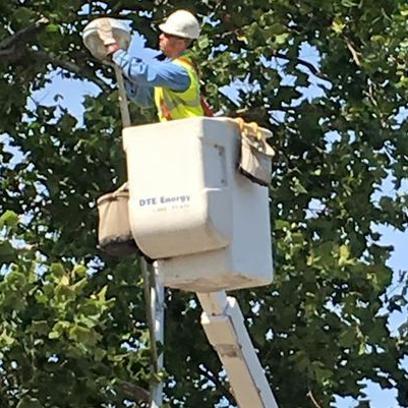 LED street lights a money-saver for Westland