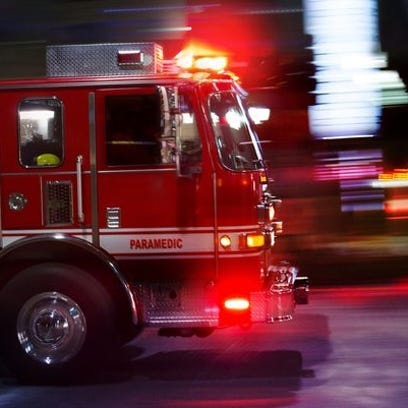 Elderly woman dead after Franklin apartment fire