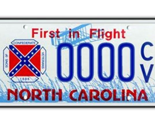 Mccrory Wants To Pull Confederate Flag Off Nc License Plates