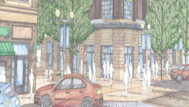 The city of Mauldin is seeking a real estate developer to transform a 24.5 acre area of land at Butler Road and Main Street into an urban village.