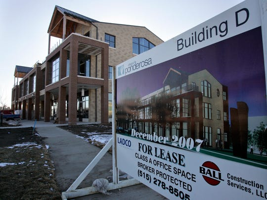 A Texas developer has bought the stalled Village of Ponderosa and hopes to restart construction this year. Evercore Construction has dropped much of the retail and office space originally planned for the West Des Moines neighborhood and replaced it with housing.