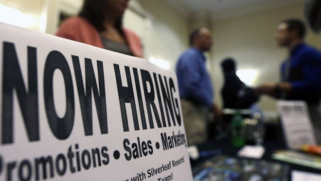 While Arizona employers had their weakest November for job gains in eight years, the state's unemployment rate dipped to 5 percent for the first time since March 2008.