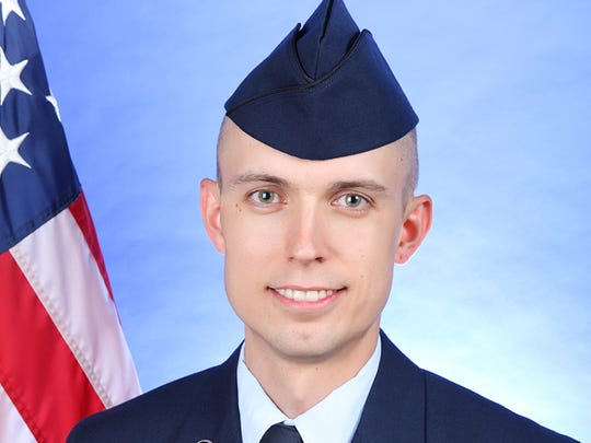 Air Force Airman Jeffrey A. Wade