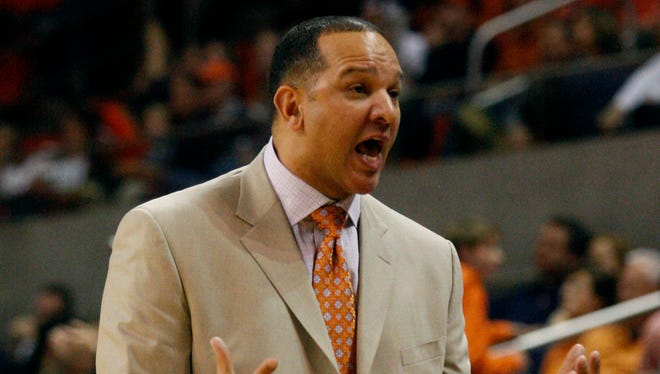 Auburn fired men's basketball coach Tony Barbee immediately after the Tigers' SEC tournament loss Wednesday night in Atlanta.