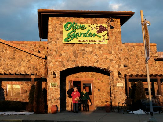 olive garden investor back off on breadsticks - Olive Garden On Poplar