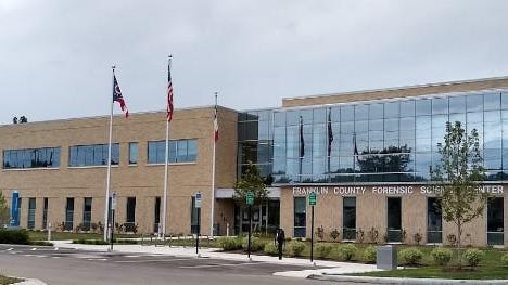 Franklin County Forensic Science Center, 2090 Frank Road, Franklin Township